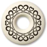Celtic Heart Annulus Porcelain Necklace