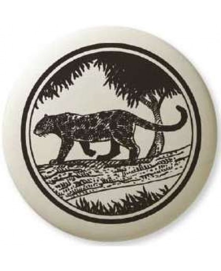 Black Panther Pathfinder Animal Totem Porcelain Necklace at Mystic Convergence Metaphysical Supplies, Metaphysical Supplies, Pagan Jewelry, Witchcraft Supply, New Age Spiritual Store