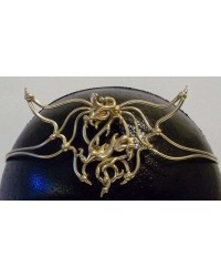 Dragon Bronze Draconian Wiccan Circlet Mystic Convergence Metaphysical Supplies Metaphysical Supplies, Pagan Jewelry, Witchcraft Supply, New Age Spiritual Store
