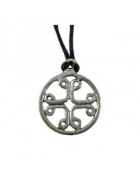 Pilgrims Cross Pewter Necklace Mystic Convergence Metaphysical Supplies Metaphysical Supplies, Pagan Jewelry, Witchcraft Supply, New Age Spiritual Store