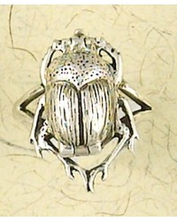 Scarab Sterling Silver Poison Ring Mystic Convergence Metaphysical Supplies Metaphysical Supplies, Pagan Jewelry, Witchcraft Supply, New Age Spiritual Store