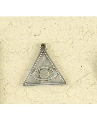 All Seeing Eye Talisman Necklace Mystic Convergence Metaphysical Supplies Metaphysical Supplies, Pagan Jewelry, Witchcraft Supply, New Age Spiritual Store