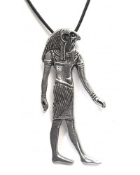 Horus Large Egyptian God Necklace Mystic Convergence Metaphysical Supplies Metaphysical Supplies, Pagan Jewelry, Witchcraft Supply, New Age Spiritual Store