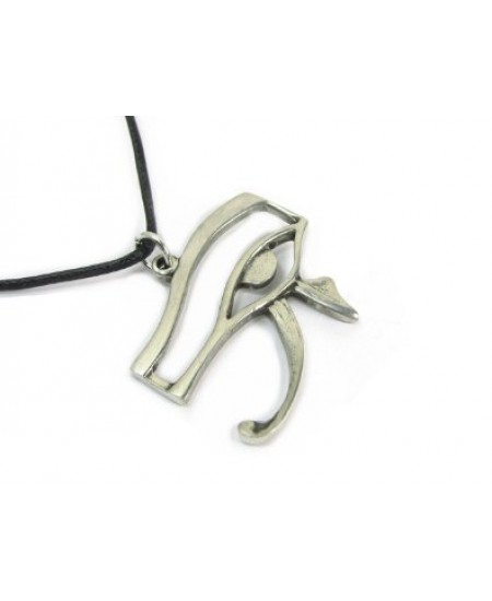Eye of Horus Pewter Necklace at Mystic Convergence Metaphysical Supplies, Metaphysical Supplies, Pagan Jewelry, Witchcraft Supply, New Age Spiritual Store