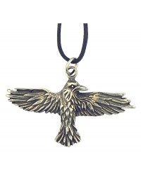 Celtic Raven Pewter Necklace Mystic Convergence Metaphysical Supplies Metaphysical Supplies, Pagan Jewelry, Witchcraft Supply, New Age Spiritual Store