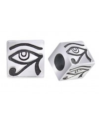 Eye of Horus Square Bead Mystic Convergence Metaphysical Supplies Metaphysical Supplies, Pagan Jewelry, Witchcraft Supply, New Age Spiritual Store