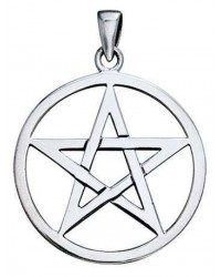 Pentagram Sterling Silver Pendant Mystic Convergence Metaphysical Supplies Metaphysical Supplies, Pagan Jewelry, Witchcraft Supply, New Age Spiritual Store