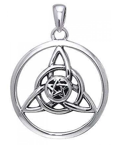 Druid Amulet Sterling Silver Pendant at Mystic Convergence Metaphysical Supplies, Metaphysical Supplies, Pagan Jewelry, Witchcraft Supply, New Age Spiritual Store