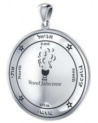 Seal of Solomon Consecration of Pentacles Magical Talisman
