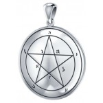 First Pentacle of Mercury Seal of Solomon Sterling Silver Pendant at Mystic Convergence Metaphysical Supplies, Metaphysical Supplies, Pagan Jewelry, Witchcraft Supply, New Age Spiritual Store