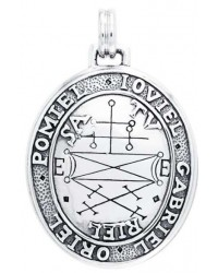 Help from Spirits Seal of Solomon Sterling Silver Pendant Mystic Convergence Metaphysical Supplies Metaphysical Supplies, Pagan Jewelry, Witchcraft Supply, New Age Spiritual Store