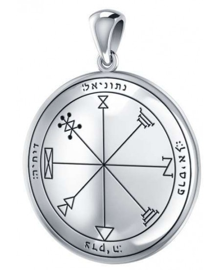 First Pentacle of Jupiter Seal of Solomon for Increased Business at Mystic Convergence Metaphysical Supplies, Metaphysical Supplies, Pagan Jewelry, Witchcraft Supply, New Age Spiritual Store