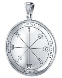 1st Pentacle of Venus Seal of Solomon Pendant for Relationships Mystic Convergence Magical Supplies Wiccan Supplies, Pagan Jewelry, Witchcraft Supplies, New Age Store