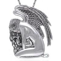 Selina Fenech Angel Pendant