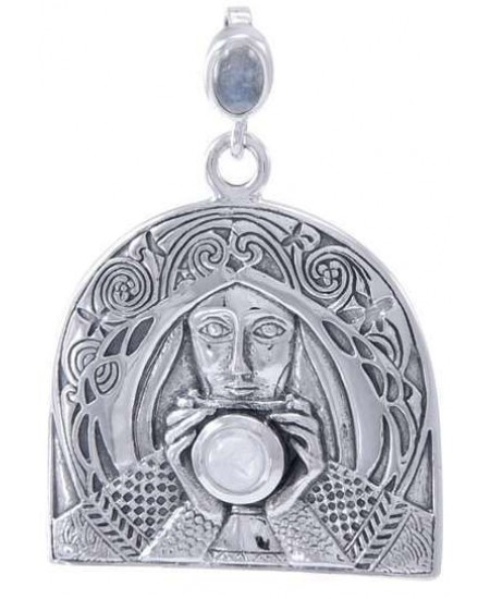 Camelot Holy Grail Laurie Cabot Pendant at Mystic Convergence Metaphysical Supplies, Metaphysical Supplies, Pagan Jewelry, Witchcraft Supply, New Age Spiritual Store