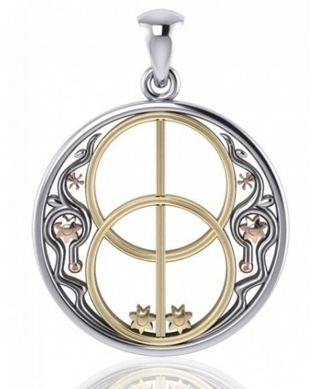 Chalice Well Pendant at Mystic Convergence Metaphysical Supplies, Metaphysical Supplies, Pagan Jewelry, Witchcraft Supply, New Age Spiritual Store