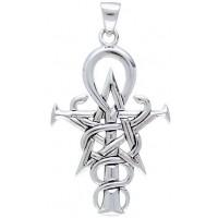 Penkhaduce Wizardry Symbol Pendant by Oberon Zell