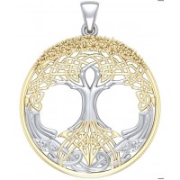 Magnificent Tree of Life Pendant
