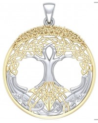 Magnificent Tree of Life Pendant Mystic Convergence Metaphysical Supplies Metaphysical Supplies, Pagan Jewelry, Witchcraft Supply, New Age Spiritual Store