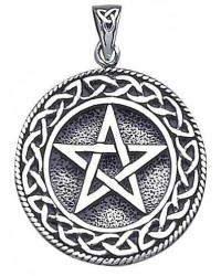 Pentagram Pentacle Pendant in Bronze or Sterling Mystic Convergence Metaphysical Supplies Metaphysical Supplies, Pagan Jewelry, Witchcraft Supply, New Age Spiritual Store