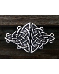 Celtic Triquetra Knot Cloak Clasp Mystic Convergence Metaphysical Supplies Metaphysical Supplies, Pagan Jewelry, Witchcraft Supply, New Age Spiritual Store