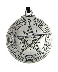 Talisman of Venus Love Pentacle Pewter Necklace Mystic Convergence Metaphysical Supplies Metaphysical Supplies, Pagan Jewelry, Witchcraft Supply, New Age Spiritual Store
