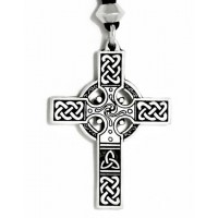 Celtic Cross Necklace - Small