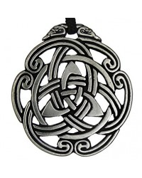 Celtic Peace Knot Pewter Necklace Mystic Convergence Metaphysical Supplies Metaphysical Supplies, Pagan Jewelry, Witchcraft Supply, New Age Spiritual Store
