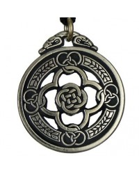 Celtic Knot Warrior Shield Protection Necklace Mystic Convergence Magical Supplies Wiccan Supplies, Pagan Jewelry, Witchcraft Supplies, New Age Store
