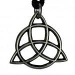 Fairy Shield Pewter Goddess Trinity Knot Pendant at Mystic Convergence Metaphysical Supplies, Metaphysical Supplies, Pagan Jewelry, Witchcraft Supply, New Age Spiritual Store