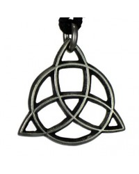 Fairy Shield Pewter Goddess Trinity Knot Pendant Mystic Convergence Metaphysical Supplies Metaphysical Supplies, Pagan Jewelry, Witchcraft Supply, New Age Spiritual Store