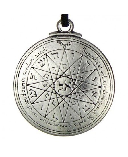 Talisman of Mercury for Secret Knowledge Pewter Necklace at Mystic Convergence Metaphysical Supplies, Metaphysical Supplies, Pagan Jewelry, Witchcraft Supply, New Age Spiritual Store