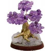 Amethyst Gemstone Wishing Tree