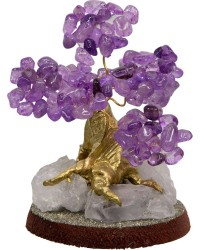 Amethyst Gemstone Wishing Tree Mystic Convergence Metaphysical Supplies Metaphysical Supplies, Pagan Jewelry, Witchcraft Supply, New Age Spiritual Store