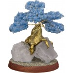 Angelite Gemstone Wishing Tree at Mystic Convergence Metaphysical Supplies, Metaphysical Supplies, Pagan Jewelry, Witchcraft Supply, New Age Spiritual Store
