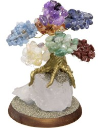 7 Chakras Gemstone Wishing Tree Mystic Convergence Metaphysical Supplies Metaphysical Supplies, Pagan Jewelry, Witchcraft Supply, New Age Spiritual Store