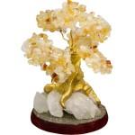 Citrine Gemstone Wishing Tree at Mystic Convergence Metaphysical Supplies, Metaphysical Supplies, Pagan Jewelry, Witchcraft Supply, New Age Spiritual Store