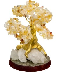 Citrine Gemstone Wishing Tree Mystic Convergence Metaphysical Supplies Metaphysical Supplies, Pagan Jewelry, Witchcraft Supply, New Age Spiritual Store