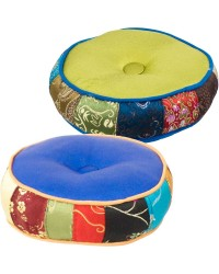 Singing Bowl Thick Cushion - Assorted Designs Mystic Convergence Metaphysical Supplies Metaphysical Supplies, Pagan Jewelry, Witchcraft Supply, New Age Spiritual Store