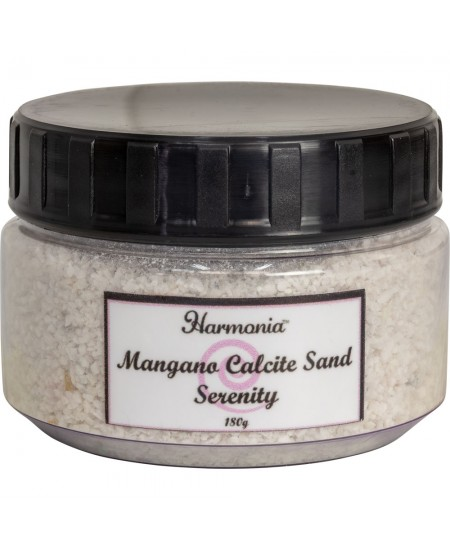 Mangano Calcite Gemstone Sand for Serenity