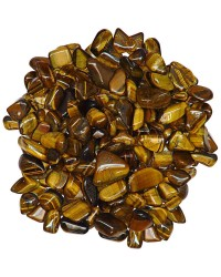 Tiger Eye Tumbled Stones - 1 Pound Bag Mystic Convergence Metaphysical Supplies Metaphysical Supplies, Pagan Jewelry, Witchcraft Supply, New Age Spiritual Store