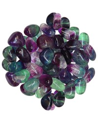 Fluorite Tumbled Stones - 1 Pound Bag Mystic Convergence Metaphysical Supplies Metaphysical Supplies, Pagan Jewelry, Witchcraft Supply, New Age Spiritual Store