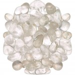 Clear Quartz Tumbled Stones - 1 Pound Bag at Mystic Convergence Metaphysical Supplies, Metaphysical Supplies, Pagan Jewelry, Witchcraft Supply, New Age Spiritual Store