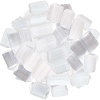 Selenite Tumbled Gemstones 1/2 Pound Pack