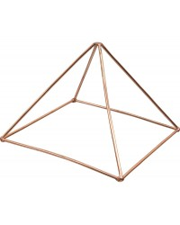 Copper Pyramid Energizer for Power