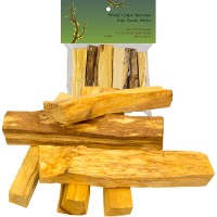 Palo Santo Wood Incense Sticks - 2 oz
