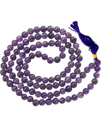 Amethyst Prayer Bead Mala Mystic Convergence Metaphysical Supplies Metaphysical Supplies, Pagan Jewelry, Witchcraft Supply, New Age Spiritual Store