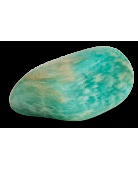 Amazonite Tumbled Stone for Clarity
