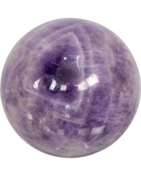 Amethyst Gemstone Sphere for Serenity Mystic Convergence Metaphysical Supplies Metaphysical Supplies, Pagan Jewelry, Witchcraft Supply, New Age Spiritual Store