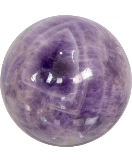 Amethyst Gemstone Sphere for Serenity at Mystic Convergence Metaphysical Supplies, Metaphysical Supplies, Pagan Jewelry, Witchcraft Supply, New Age Spiritual Store